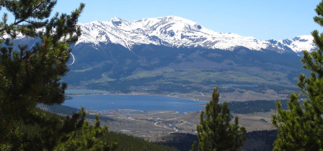 Mt Elbert Buena Vista Salida Leadville Fairplay
