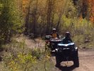 ATV'ing in Chaffee County Colorado