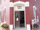 Town Hall on Main St., Buena Vista, CO