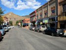 Historic district in Salida, CO