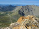 Stunning views from Missouri Mountain in Chaffee County, Colorado