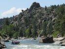 Browns Canyon Rafting - Arkansas River