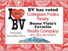 2014 BV's Favorite Realty Company