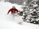 Snow Cat skiing in Colorado