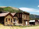 Historic building in St. Elmo Colorado