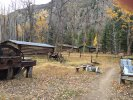 Historic cabin in Vicksburg, CO